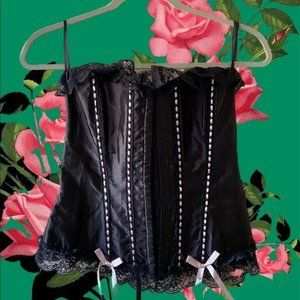 90s Lacey Corset
